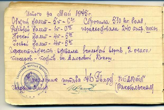 Фото №86271. НМРТ КППи-125200    Документ Личная летная книжка Сыртлановой М Г _6