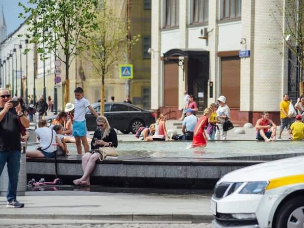 Москвичам рассказали о погоде во вторник