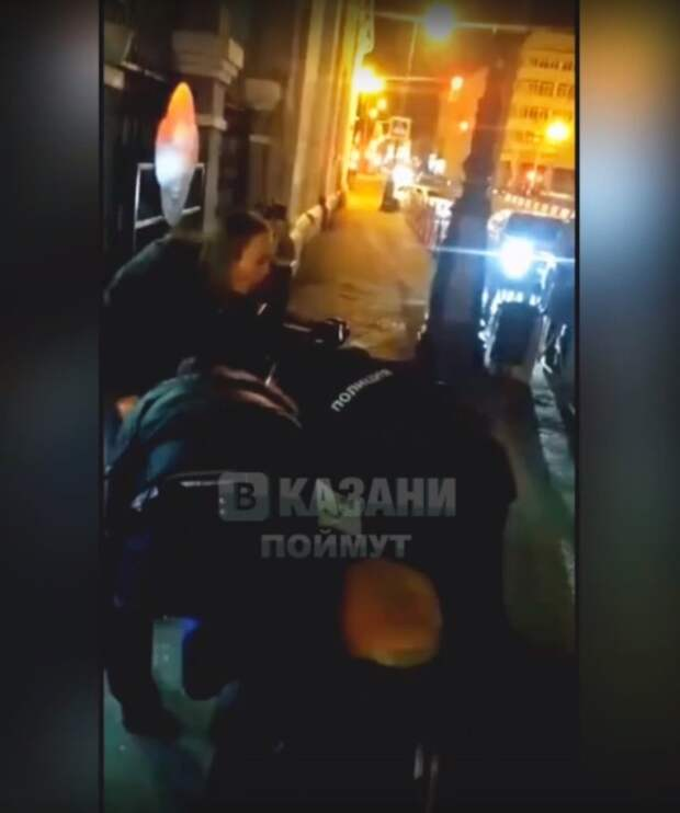 Мат и побои: в МВД Татарстана прокомментировали задержание семьи из Воткинска в Казани