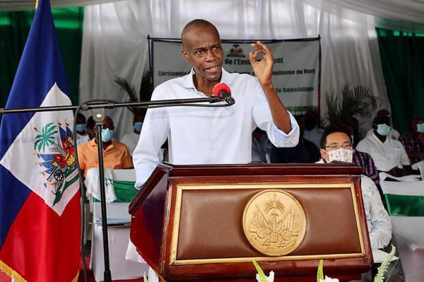 Полиция Колумбии назвала возможного заказчика убийства президента Гаити