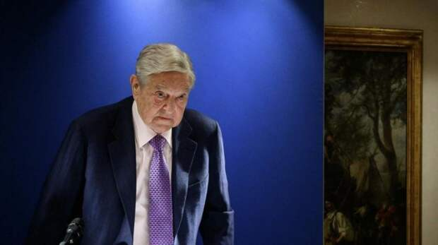 Паразит Сорос объявил войну: как он будет сеять хаос