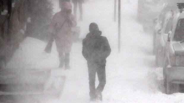 В Оренбуржье сохранится сильный ветер