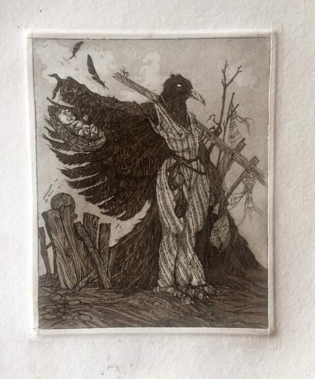 Сорока — птица дьявола. Народные приметы и легенды