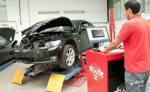 Где ремонтировать автомобиль