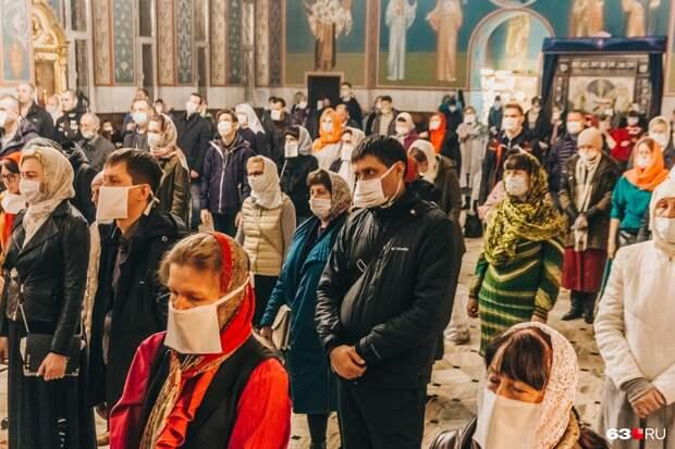Храмы Москвы откроются для верующих 6 июня