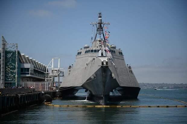 Sohu: Поход принадлежащего США эсминца Ross на Балтику обернулся неожиданным маневром России
