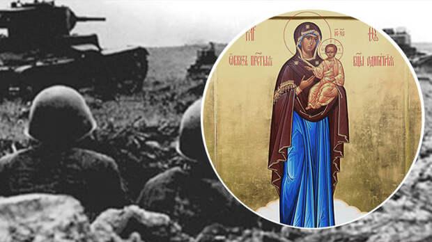 Притяжение памяти: как святой иконописный образ помогает вернуть из небытия имена и события далеких лет войны.