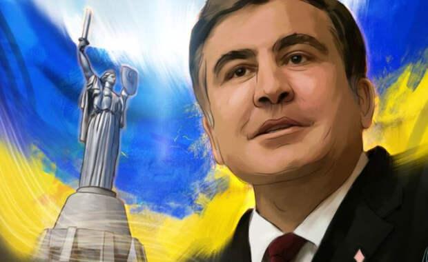 На Украине разгорается нешуточный конфликт между Саакашвили и Зеленским