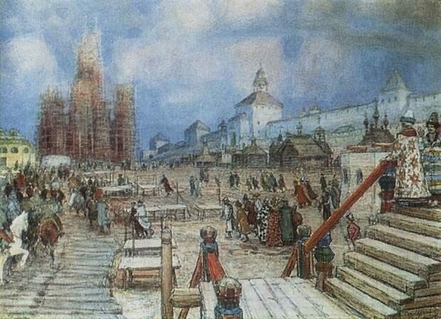 Пощёчина Ивану Грозному — 445 лет крымского набега на Москву