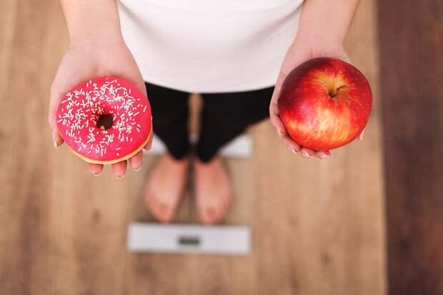 Отказ от сахара стабилизирует вес