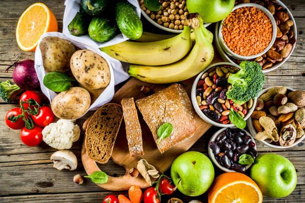 5 бесполезных продуктов при правильном питании
