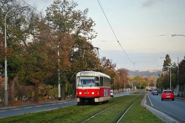 Движение трамвая №2 по улице Орджоникидзе в Ижевске ограничат в выходные