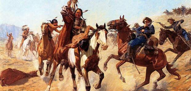 КОЛОНИЗАЦИЯ ИЛИ ГЕНОЦИД? Были ли индейцы благородными воинами, а белые — лицемерными убийцами