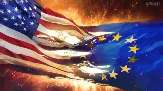 Европа ответила на угрозы США по «Северному потоку-2»