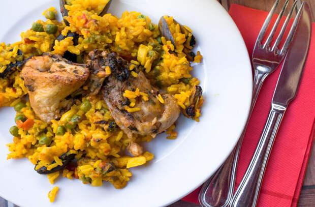 Домашняя паэлья: рецепты на каждый день