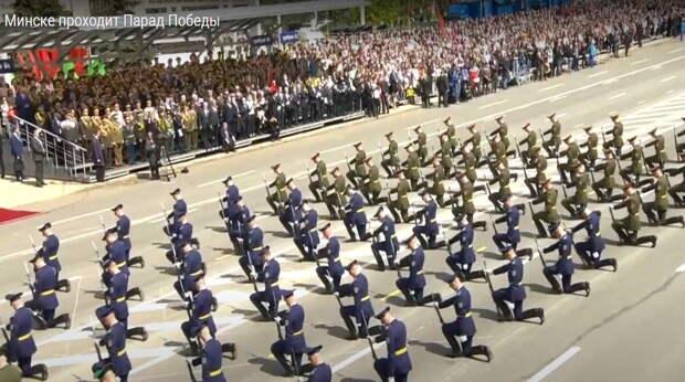 Парад Победы 2020 в Беларуссии меня поразил. Кардинальные отличия от российского.