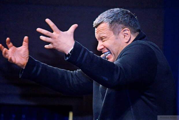 Соловьев на Украине теперь популярнее Шустера и Гордона
