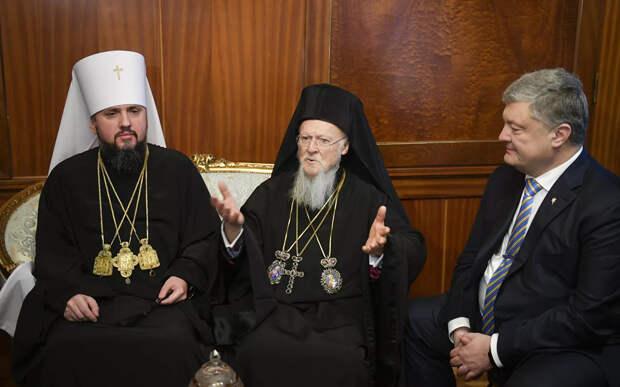 Украинские раскольники получили неожиданный удар