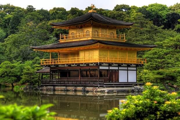 Самые-самые замки и храмы Японии