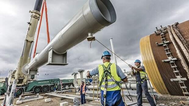 В Госдепе заявили об уверенности в остановке строительства «Северного потока — 2»
