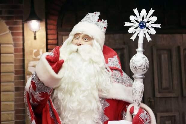 Борьба с Дедом Морозом провоцирует дальнейший распад Украины. Владимир Корнилов