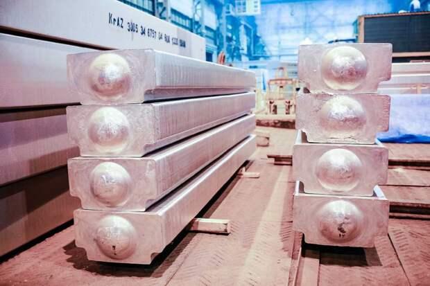 РУСАЛ начал тестовые поставки алюминия с самым низким в мире углеродным следом
