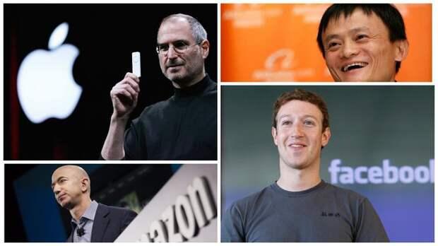 самые известные CEO