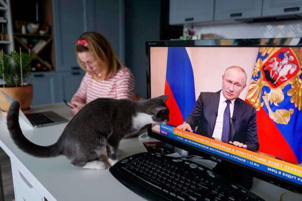 «Новое время» Путина. О чем президент может объявить россиянам 21 апреля