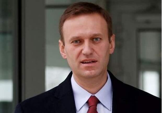 Российский оппозиционный политик Алексей Навальный в Страсбурге, Франция, 15 ноября 2018 года. REUTERS/Vincent Kessler