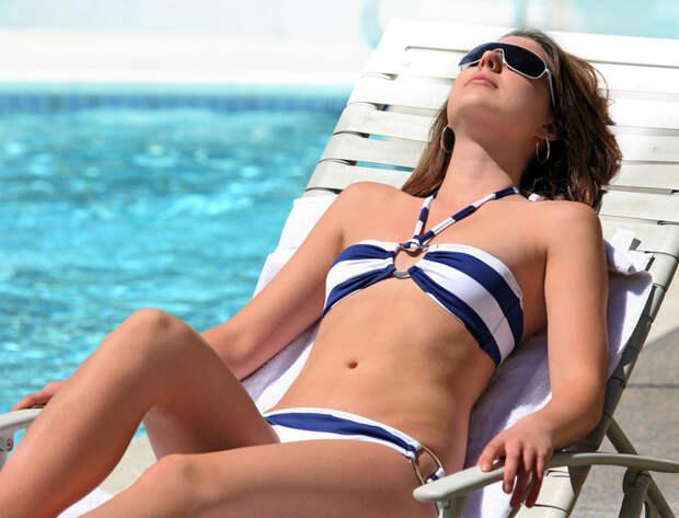 Солнце — тоже витамин. Какой загар полезен для здоровья?