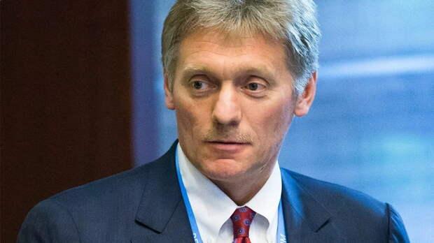 Пресс-секретарь президента России Дмитрий Песков дал ряд комментариев по острым вопросам дня