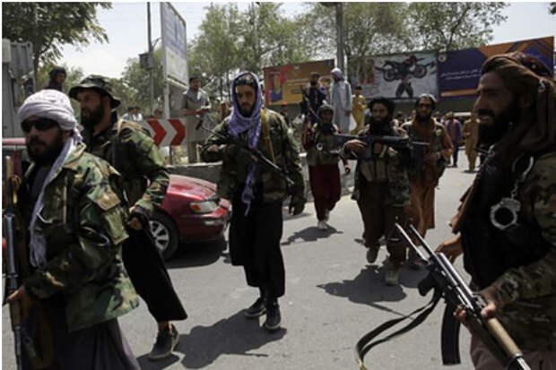 Предсказана судьба отрядов сопротивления в Афганистане