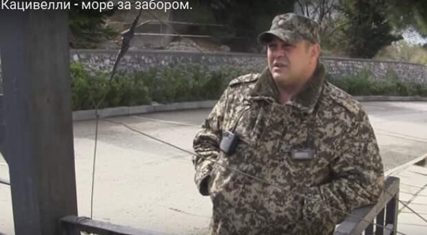На Южном берегу Крыма коммерсанты перекрыли доступ к морю