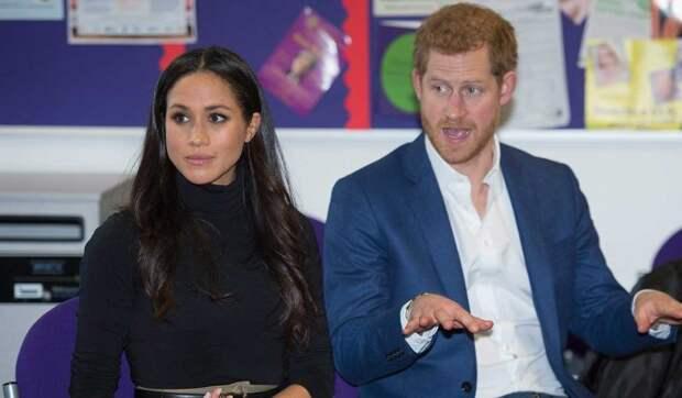 Задумавшие новый проект Меган Маркл и принц Гарри разгневали британцев: Кто им дал деньги?