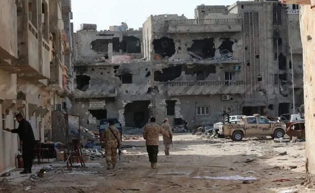 В Ливии не смогли назначить временное правительство