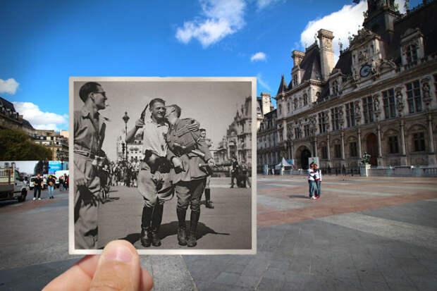 Парижские окна в историю 19–20веков