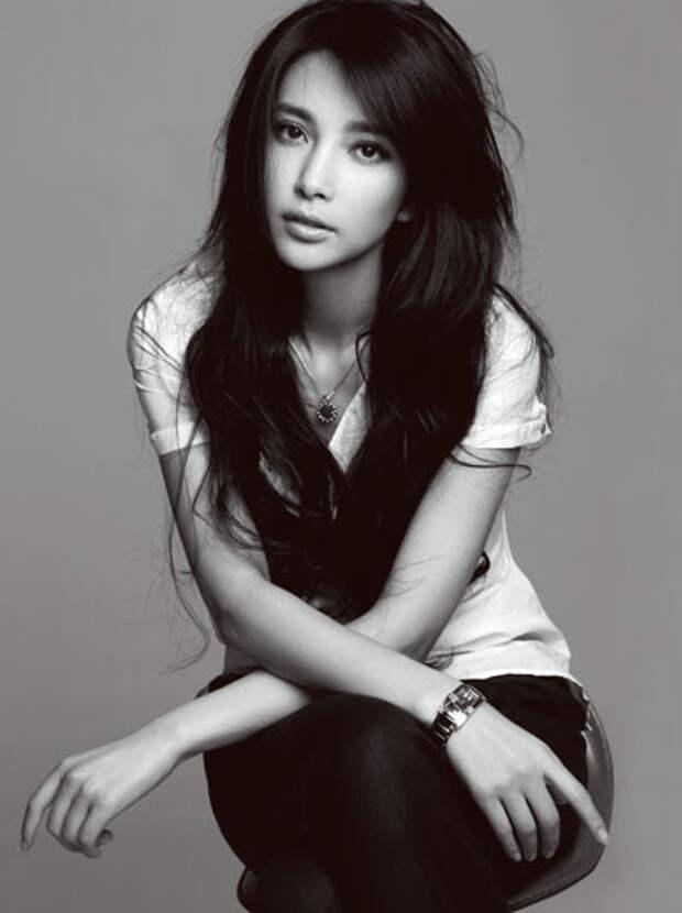 Самая красивая китайская актриса - Ли Бинбин / Li Bingbing фото