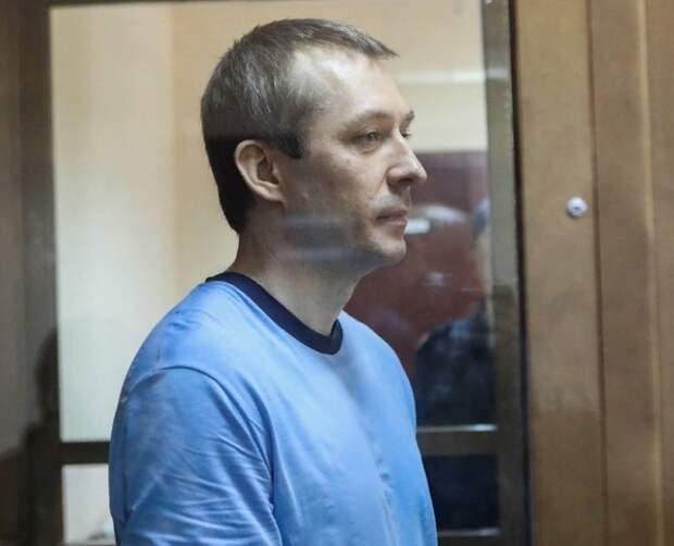Бывший полковник Захарченко подрался с другим заключённым в колонии