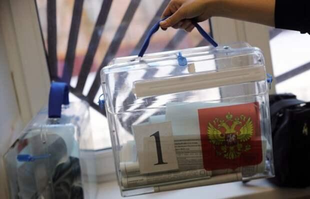 Россияне идут на выборы
