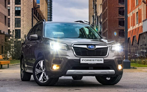 10 вечных мифов о Subaru. «За рулем» проверил каждый