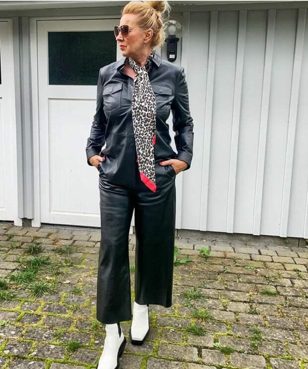 Обувь с квадратным мысом стала модным трендом: как не выглядеть грубо в модной обуви