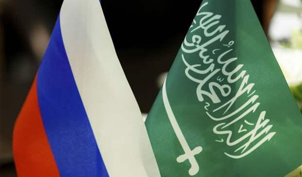 Президент РФ инаследный принц Саудовской Аравии настроены напродолжение тесной координации