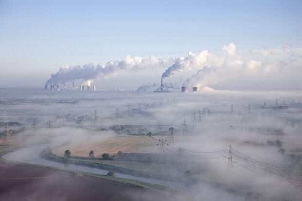 Великобритания планирует сократить выбросы на78% к2035 году