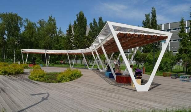 Казанцы выберут парки идворы для благоустройства в2022 году