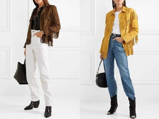Осенний тренд, который присутствует во всех престижных модных коллекциях 2020-2021