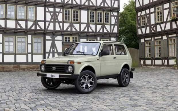 Новую Lada 4x4 будут собирать в Бразилии