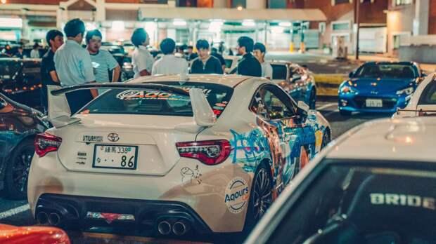 С ЧЕГО ВСЕ НАЧАЛОСЬ. Японский автопром