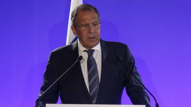 Лавров назвал символическим возвращение послов России и США