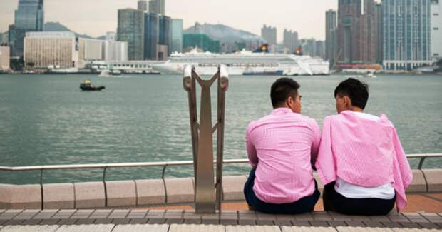 Как в гомофобном Китае акцент на ЛГБТ помогает зарабатывать деньги