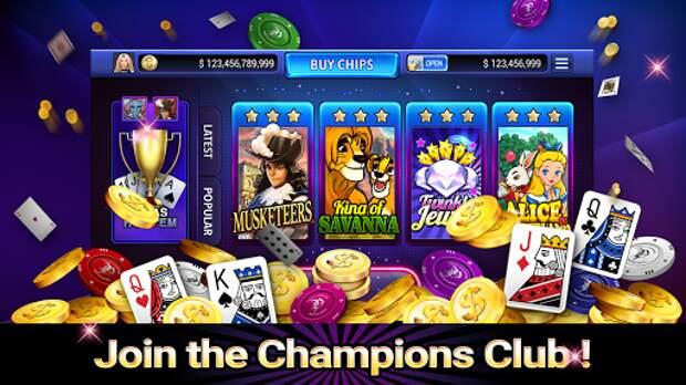 Champion Club Casino